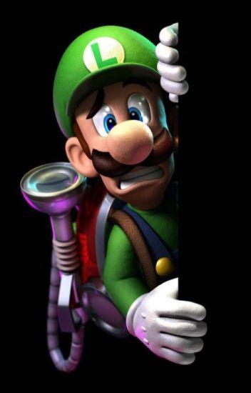 A Lovely Ghost Hunt (Luigi x Reader)