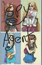 Spy Agents by MERICCUP_JELSA