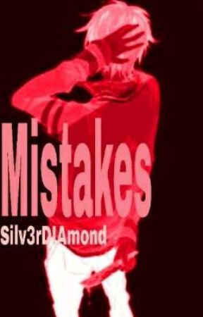 Mistakes [ Yandere! males x Crossdresser reader] by Silv3rDIAmond