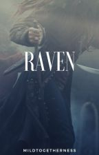 Raven by mildtogetherness