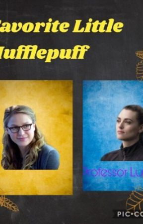Favorite Little Hufflepuff (Supercorp) by IShipAllThingsGay