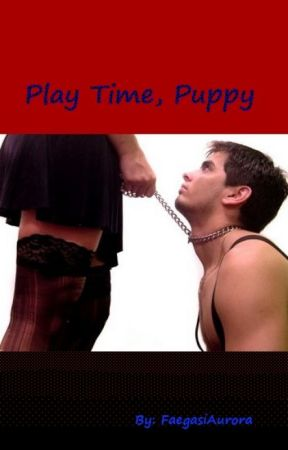 Play Time Puppy by FaegasiAurora