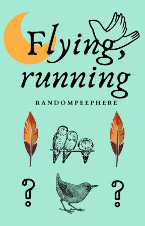 Flying, Running ✓ by Randompeephere