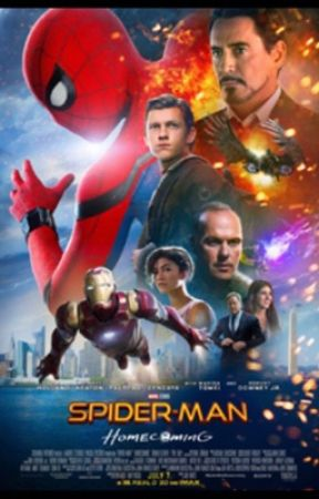 Spiderman: Homecoming (but it's a book) by probablyrenegadingrn