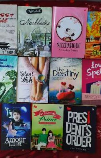 Promosi Novel Bekas Sobat Ambyar Wattpad