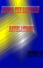 Enter The Sandman Revelations by Sandman113091