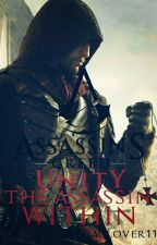 The Assassin Within (Prequel To My Revolution) by FryeLover11
