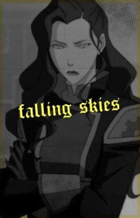 FALLING SKIES ━ lance mcclain. by sweetdiosas