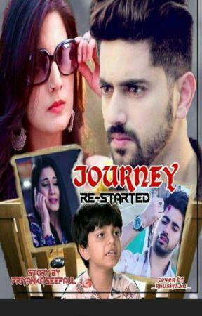Journey re-started by PriyankaSeepaul