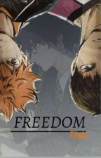 FREEDOM Flight| A Haikyuu Fanfic by Bangtans-pabo