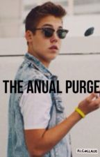 The Anual Purge Matthew Espinosa by magconbae5014
