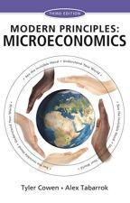 Modern Principles of Microeconomics [PDF] by Tyler Cowen by miregida69127