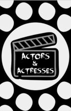 Asian Actors and Actresses by aixarian