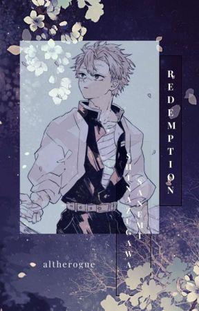Redemption [Shinazugawa Sanemi] by altherogue