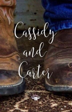 Cassidy and Carter  by Cali_Black