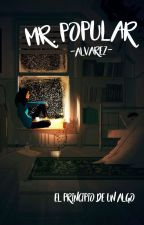 Mr.Popular #TalentoAwards by -Alvarez-