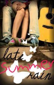 Late Summer Rain by AubreyEatsHearts