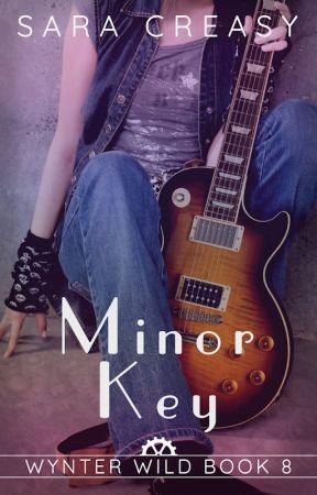 Minor Key (Wynter Wild #8) by SaraCreasy