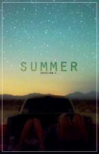 summer by crewneck