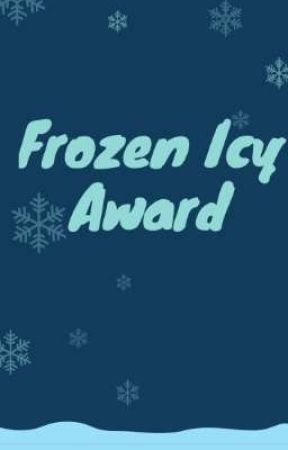 Frozen Icy Award Judging by Biseries