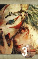 Monster Eyes (Hunter x Hunter) HIATUS by destinycreate