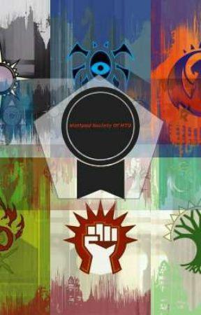 Wattpad Society Of MTG by RedRaven55