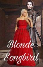 Blonde Songbird by arianathompson1999