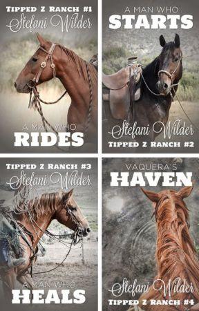 Tipped Z Ranch Series Update by stefaniwilder