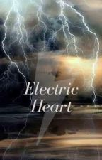Electric heart  by Oceancries_