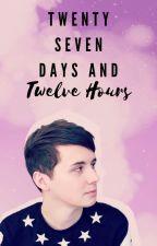twenty seven days and twelve hours  ( Phan ) by GlitchyLesterz