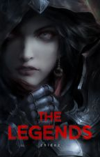 The LEGENDS by zhidez