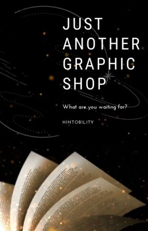 Just Another Graphic Shop by hintobility