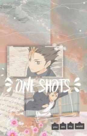 haikyuu one shots ! ~ by akxxshit