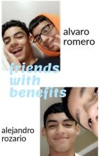 friends with benefits? by slapmeplease
