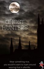 Ghost Hunters by swankit