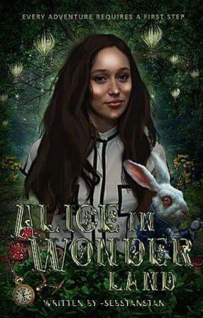 ALICE IN WONDERLAND ‣ newt scamander¹ by -sebstanstan