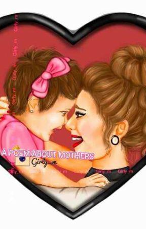 MY MOTHER by MhizEllaAdetayo