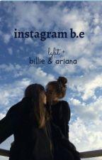 instagram b.e by DeadSoraa