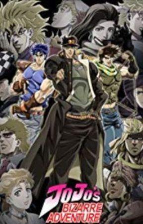 Jojo's Bizarre Isekai adventure in the DC Universe  by JoeTheDemonShadow