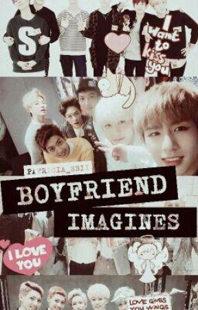 Boyfriend Imagines - Imagine #1 Minwoo (sad) - Wattpad