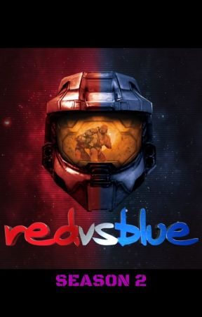 Red vs Blue Season 2 by Echofellsum