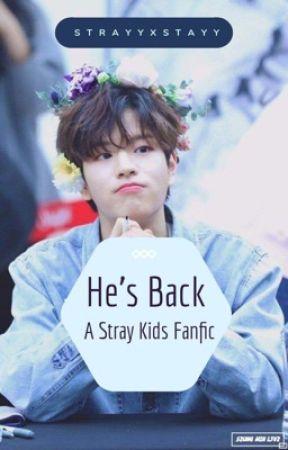 He's Back   Seungjin by strayyxstayy