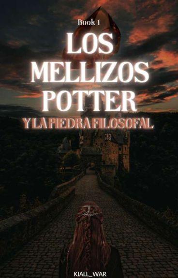 Los mellizos Potter: Harry Potter y Lily Snape.
