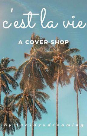 C'est La Vie // a cover shop by lucidxxdreaming