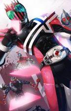 Gundam Build Fighters x Kamen Rider Decade by TrueRisingFTW