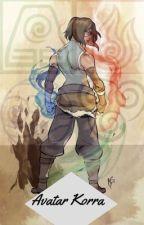 Avatar Korra by N0l30DY