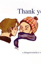 Thank you //original comic book by -Lerchin-