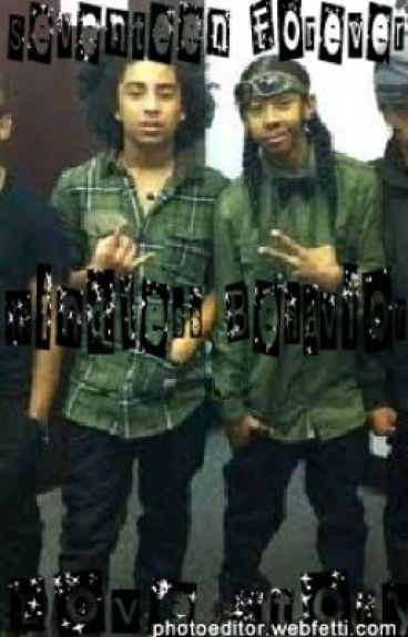 Seventeen Forever~Mindless Behavior by mindlessxxmrc