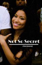 Not So Secret by chaymaraj