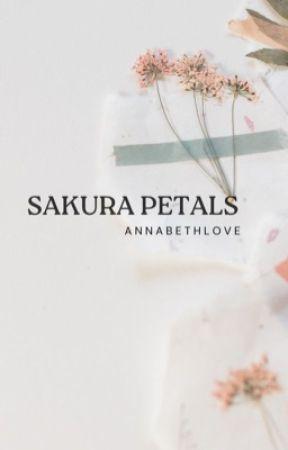8.1|Sakura Petals by annabethlove